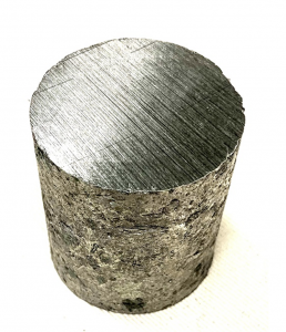 AlSc Master Alloy Produced By Ames Laboratory and NioCorp